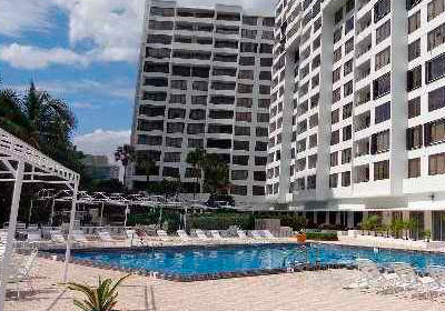 Alexander Towers Hollywood Condominiums for Sale and Rent